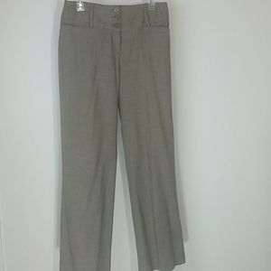 Cato Pants brown pockets belt loops stretch